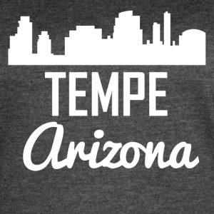 Tempe Arizona Skyline - Women's Vintage Sport T-Shirt