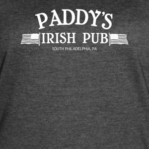 Paddy's Irish Pub South Philadelphia PA - Women's Vintage Sport T-Shirt