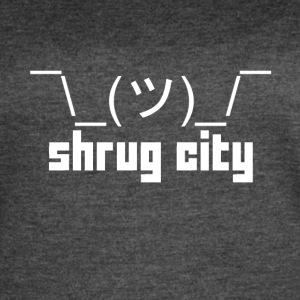 Shrug City - Women's Vintage Sport T-Shirt