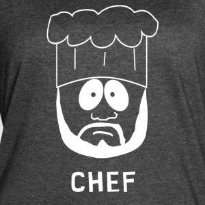 Chef South Park - Women's Vintage Sport T-Shirt