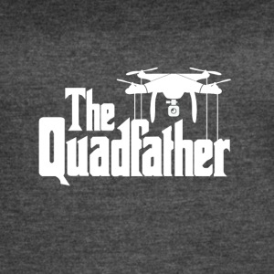 The Quadfather - Women's Vintage Sport T-Shirt