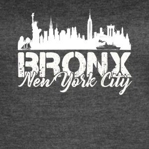 Bronx New York City Shirt - Women's Vintage Sport T-Shirt