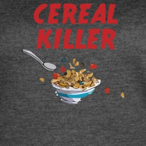 Cereal Killer - Women's Vintage Sport T-Shirt