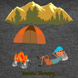 Nature Therapy - Women's Vintage Sport T-Shirt