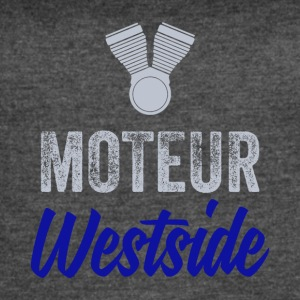 Moteur West side Detroit - Women's Vintage Sport T-Shirt