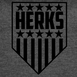 HerKs Stars and Stripes Collection - Women's Vintage Sport T-Shirt