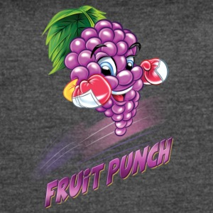 Fruit Punch Punny - Women's Vintage Sport T-Shirt