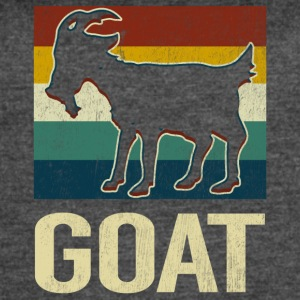Vintage Style Goat Silhouette Retro Classic Gift - Women's Vintage Sport T-Shirt