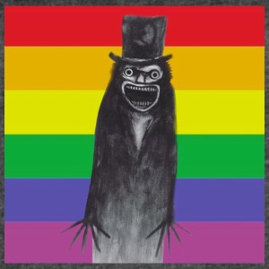 Babadook Movie - Women's Vintage Sport T-Shirt