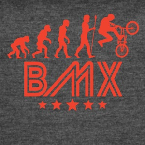 Retro BMX Evolution - Women's Vintage Sport T-Shirt