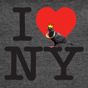 i pigeon ny crown - Women's Vintage Sport T-Shirt