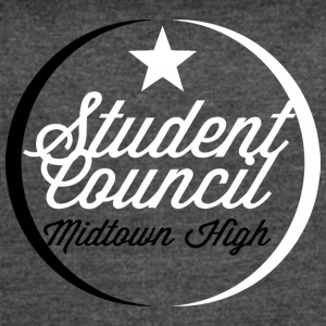 Student Council Midtown High - Women's Vintage Sport T-Shirt