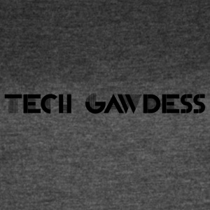 TECH GAWDESS - Women's Vintage Sport T-Shirt