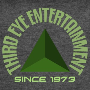 Third eye entertainment green - Women's Vintage Sport T-Shirt