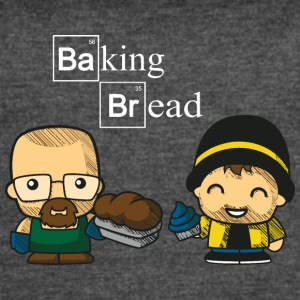 Baking Bread - Women's Vintage Sport T-Shirt