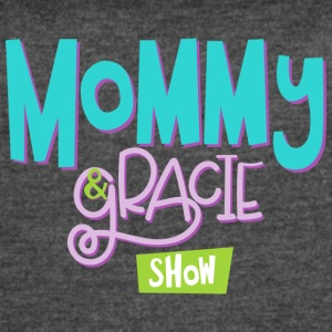 Mommy and Gracie Show Summer Styles - Women's Vintage Sport T-Shirt