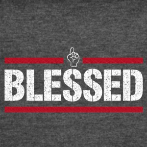Blessed Tee - Women's Vintage Sport T-Shirt