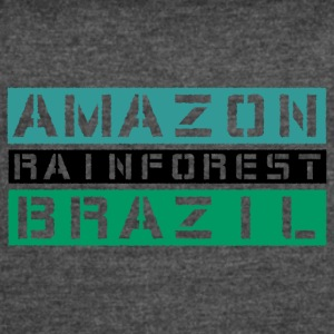 Amazon rainforest Brazil - Women's Vintage Sport T-Shirt