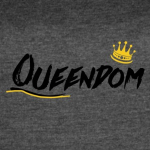 Queendom - Women's Vintage Sport T-Shirt