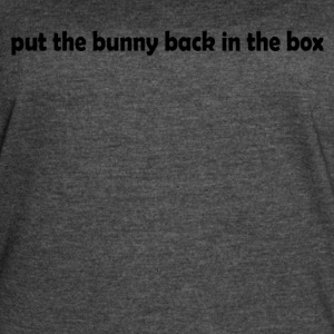 Bunny in the Box - Women's Vintage Sport T-Shirt
