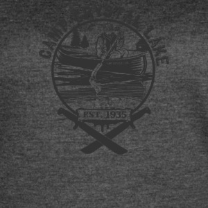 Camp Crystal Lake - Women's Vintage Sport T-Shirt