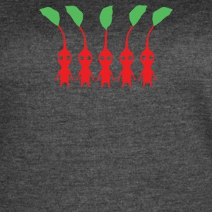 Red Pikmin - Women's Vintage Sport T-Shirt