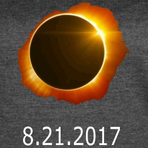 Total Solar Eclipse - Women's Vintage Sport T-Shirt
