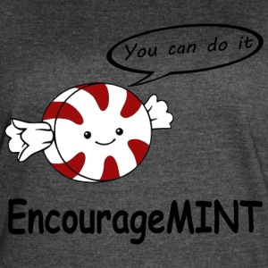 EncourageMINT - Women's Vintage Sport T-Shirt