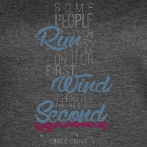 WESTMINSTER HIGH SCHOOL CROSS COUNTRY - Women's Vintage Sport T-Shirt