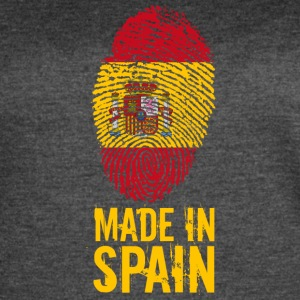 Made In Spain / España - Women's Vintage Sport T-Shirt