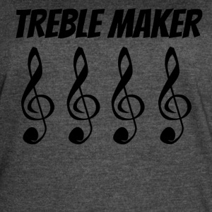 Treble Maker - Women's Vintage Sport T-Shirt