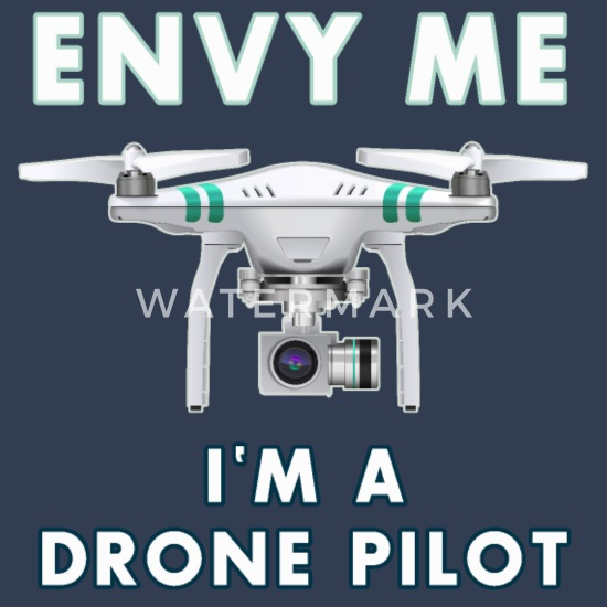Envy me! Yes, I pilot RC aerial drones, copters  Women's