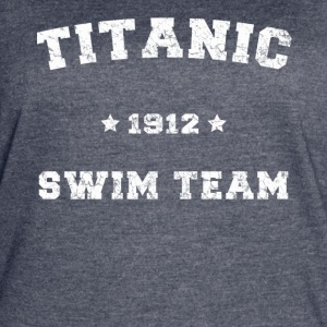 Titanic Swim Team - Women's Vintage Sport T-Shirt