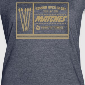 Honour over glory matches - Women's Vintage Sport T-Shirt