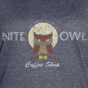 The Nite Owl - Women's Vintage Sport T-Shirt