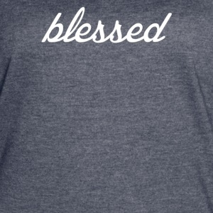 Blessed - Women's Vintage Sport T-Shirt