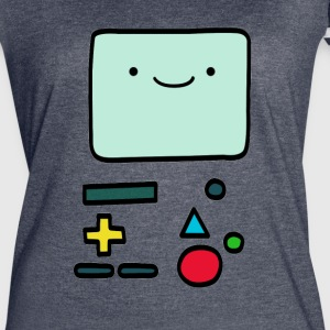 BMO from Adventure time - Women's Vintage Sport T-Shirt