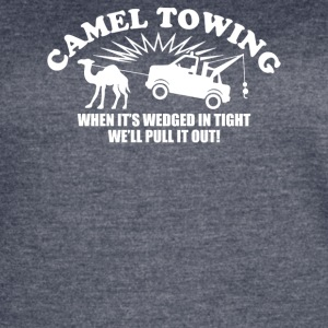Camel Towing - Women's Vintage Sport T-Shirt