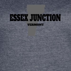 VERMONT ESSEX JUNCTION US STATE EDITION - Women's Vintage Sport T-Shirt