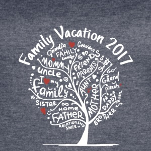 family vacation 2017 - Women's Vintage Sport T-Shirt