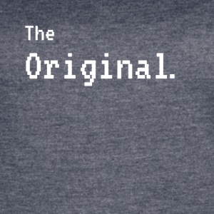 The Original - The Remix Funny Matching - Women's Vintage Sport T-Shirt
