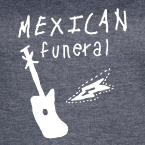 Mexican Funeral Dirk gently band - Women's Vintage Sport T-Shirt