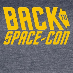 Back to Space Con - Women's Vintage Sport T-Shirt