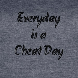 Cheat Day - Women's Vintage Sport T-Shirt