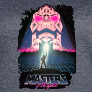 Masters of The Eighties - Women's Vintage Sport T-Shirt