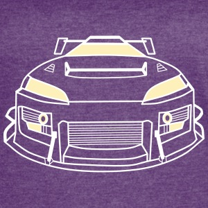 Race car - Women's Vintage Sport T-Shirt