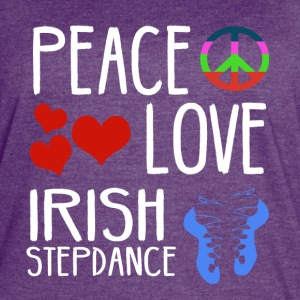 Irish Step Dance - Women's Vintage Sport T-Shirt