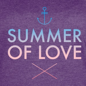 Summer of Love - Women's Vintage Sport T-Shirt