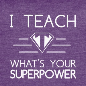 Super Teacher - Women's Vintage Sport T-Shirt