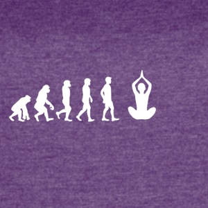 EVOLUTION yoga - Women's Vintage Sport T-Shirt